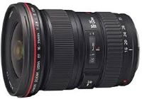 Canon EF 16–35mm Lens