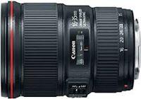 Canon EF 16-35mm f-4L IS USM Lens