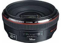 Canon EF 50mm Lens a