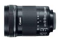Canon EF-S 10-18mm f-4.5-5.6 IS STM Lens