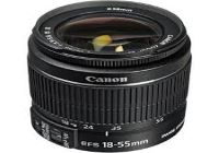 Canon EF-S 18-55mm Lens