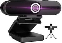 Looca Webcam 4K HD