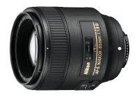 Nikon AF S NIKKOR 85mm f-1.8G Fixed Lens