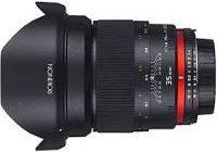 Rokinon (NEX) (RK35M-E) Lens