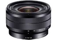 Sony (SEL1018) Lens